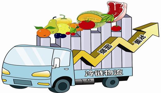 冷链物流规模快速增长 农产品冷链物流显著受益