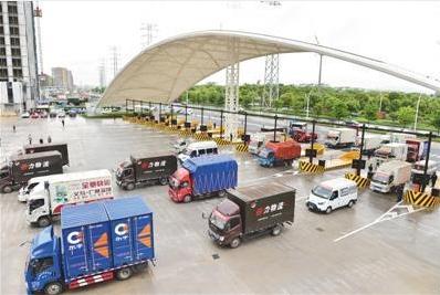 """同城货运市场:城市货运中流行的""""网约车"""""""
