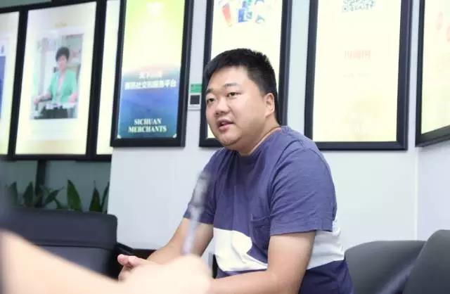 驹马物流CEO白如冰当选青年川商创业之星